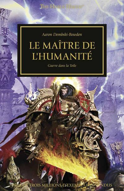 Le Maître de l'Humanité (couverture française)