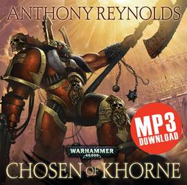 Chosen Of Khorne (couverture originale)