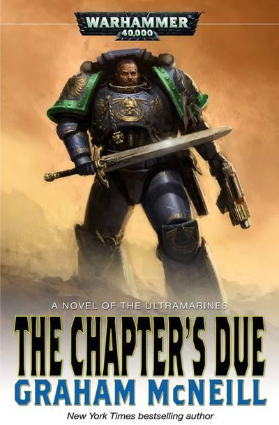The Chapter's due (couverture originale)