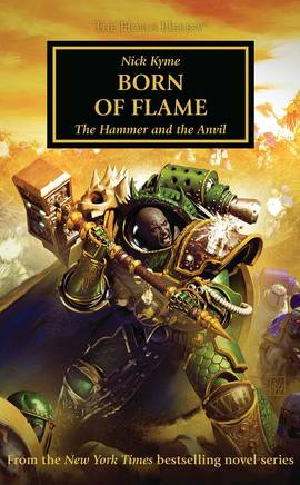 Born of Flame (couverture originale)