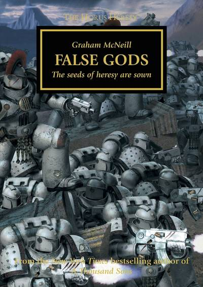 False Gods (couverture originale)
