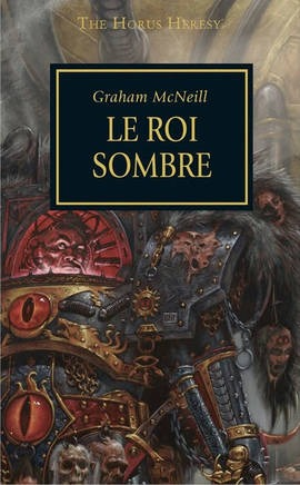 Le Roi Sombre (couverture française)