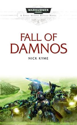 Fall of Damnos (couverture originale)