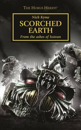 Scorched Earth (couverture originale)