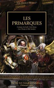 Les Primarques (couverture française)