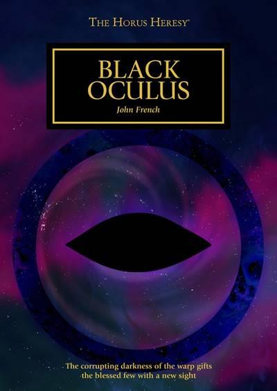 Black Oculus (couverture originale)