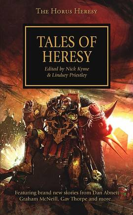 Tales of Heresy (couverture originale)