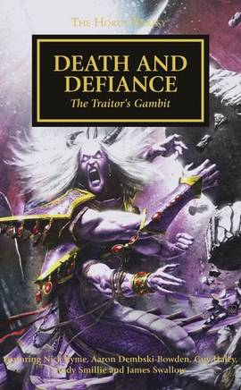 Death and Defiance (couverture originale)