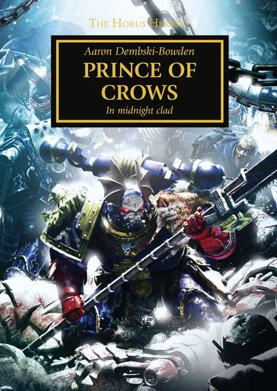 Prince of Crows (couverture originale)