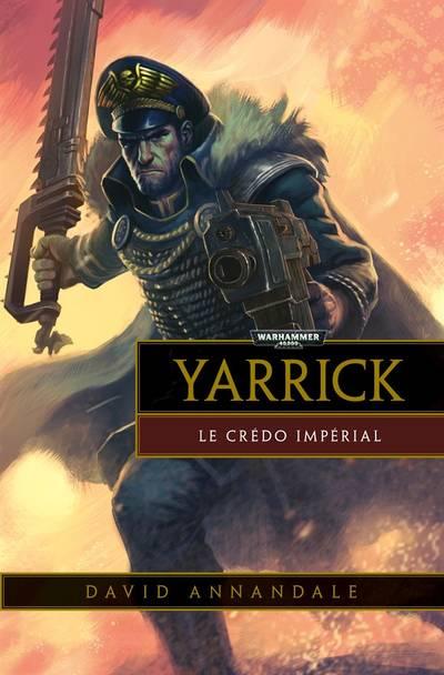 Yarrick : Le Crédo Impérial (couverture française)