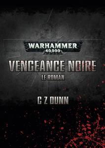 Vengeance Noire (couverture française)