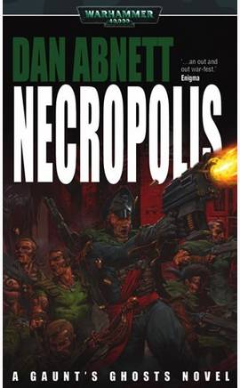 Necropolis (couverture originale)