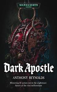 Dark Apostle (couverture originale)