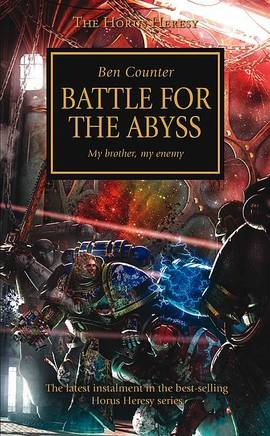 Battle of the Abyss (couverture originale)