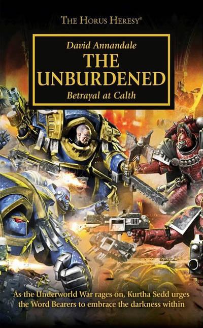 The Unburdened (couverture originale)