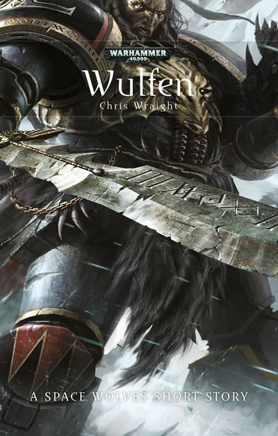 Wulfen (couverture originale)