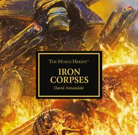 Iron Corpses (couverture originale)