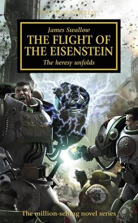 The Flight of the Eisenstein (couverture originale)