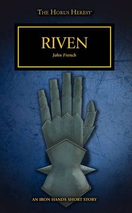 Riven (couverture originale)