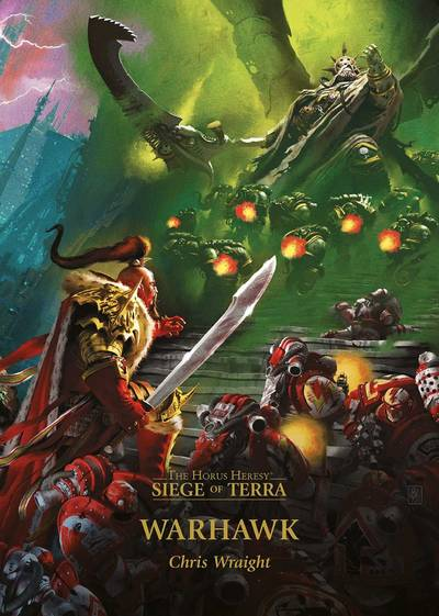 Warhawk (couverture originale)