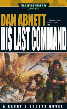His Last Command (couverture originale)