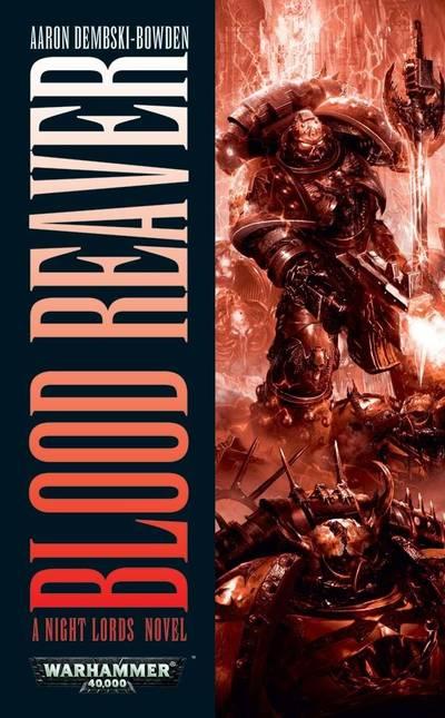 Blood Reaver (couverture originale)