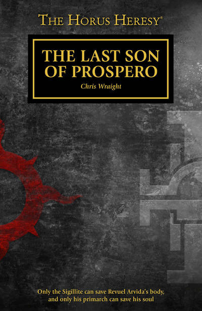 The Last Son of Prospero (couverture originale)