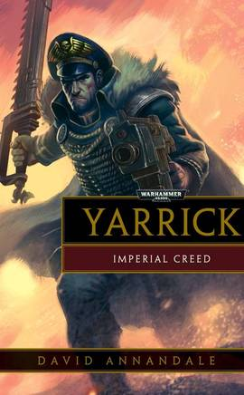 Yarrick : Imperial Creed (couverture originale)