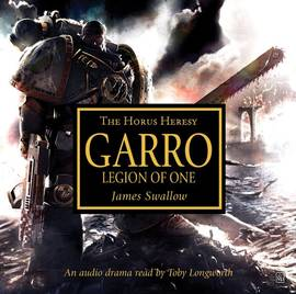 Garro : Legion of One (couverture originale)