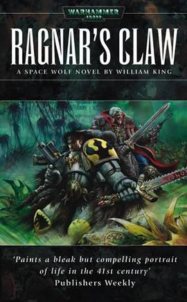 Ragnar's Claw (couverture originale)