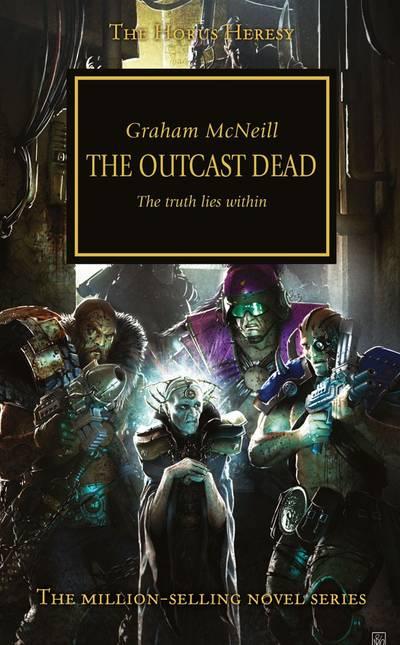 The Outcast Dead (couverture originale)