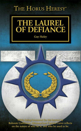 The Laurel of Defiance (couverture originale)