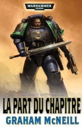 La Part du Chapitre (couverture française)