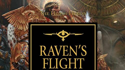 Couverture de Raven's Flight (edition originale)