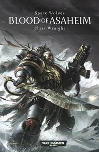Space Wolves : Blood of Asaheim (couverture originale)