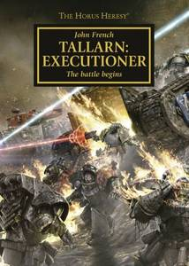 Tallarn : Executioner (couverture originale)