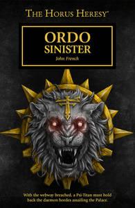 Ordo Sinister (couverture originale)