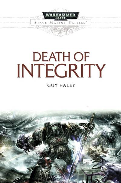 Death of Integrity (couverture originale)