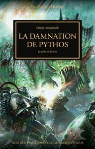 La Damnation de Pythos (couverture française)