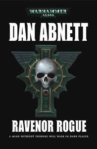 Ravenor Rogue (couverture originale)
