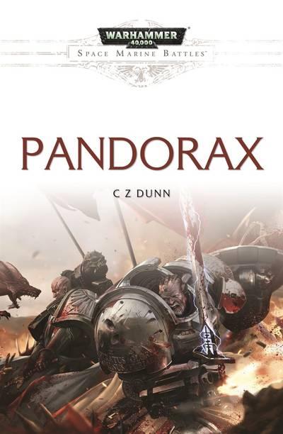 Pandorax (couverture française)