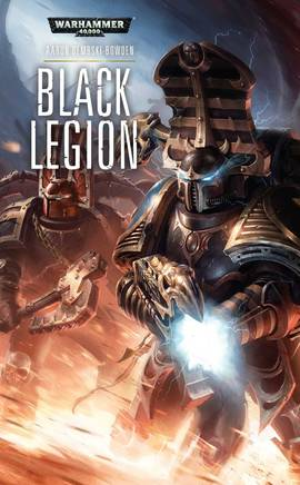 Black Legion (couverture originale)