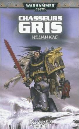 Chasseurs Gris (couverture française)
