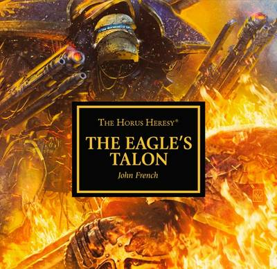 The Eagle's Talon (couverture originale)