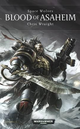 Space Wolves : Blood of Asaheim (couverture originale)
