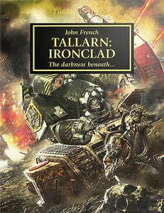 Tallarn : Ironclad (couverture originale)