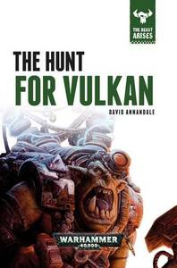 The Hunt for Vulkan (couverture originale)