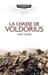 La Chasse de Voldorius (couverture française)