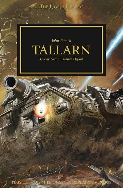 Tallarn (couverture française)