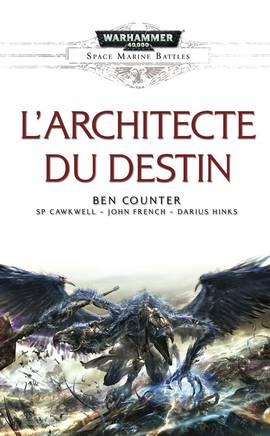 L'Architecte du Destin (couverture française)